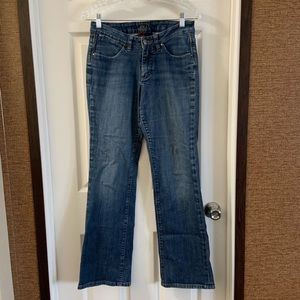 Jag Stretch Bootcut Med Wash Jeans size 8